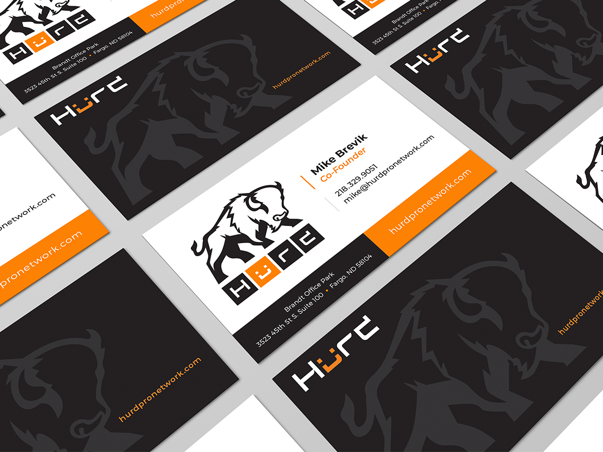Hurd Business Cards