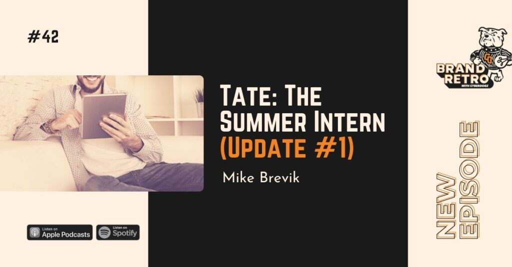 Tate The Summer Intern Podcast Image